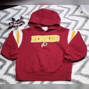 REDSKINS, toddler hoodie!!
